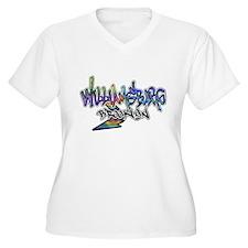 Williamsburg Graffiti T-Shirt