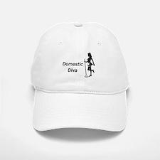 Domestic Diva Baseball Baseball Cap