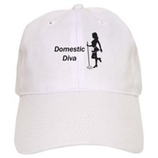Domestic Diva Baseball Cap