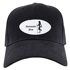 Domestic Diva Baseball Hat