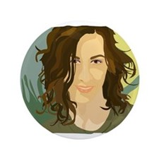 """Artistic 3.5"""" Button (100 pack)"""