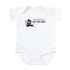 Analytics Ninja Infant Bodysuit / Onesie