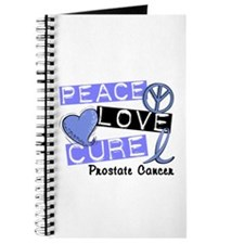 PEACE LOVE CURE Prostate Cancer Journal