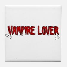 Cute Twilight lover Tile Coaster