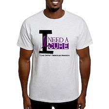 I Need A Cure FIBROMYALGIA T-Shirt