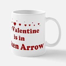 Valentine in Broken Arrow Mug