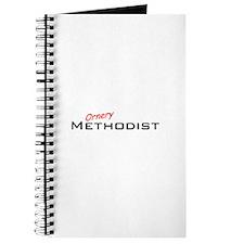 Ornery Methodist Journal