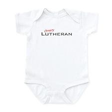 Ornery Lutheran Infant Bodysuit