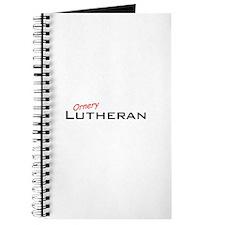 Ornery Lutheran Journal