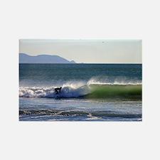 North Coast Surf + Surfer Winter Gift Magnets