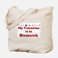 Valentine in Bismarck Tote Bag