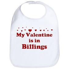 Valentine in Billings Bib