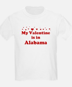 Valentine in Alabama T-Shirt