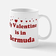 Valentine in Bermuda Mug