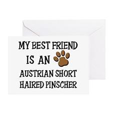 My best friend is an AUSTRIAN SHORT HAIRED PINSCHE
