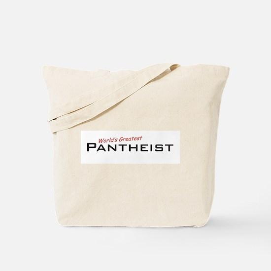 Great Pantheist Tote Bag