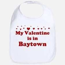 Valentine in Baytown Bib