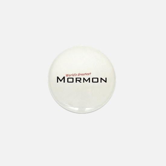 Great Mormon Mini Button