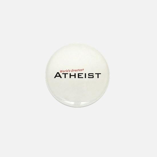 Great Atheist Mini Button