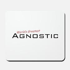 Great Agnostic Mousepad