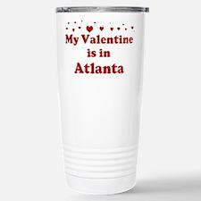 Valentine in Atlanta Travel Mug