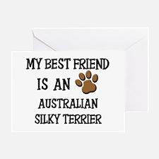 My best friend is an AUSTRALIAN SILKY TERRIER Gree