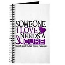Needs A Cure CROHNS (L1) Journal
