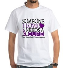 Needs A Cure CROHNS (L1) Shirt