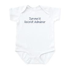 Tyrones secret admirer Infant Bodysuit