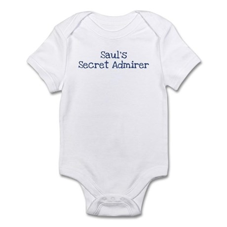 Sauls secret admirer Infant Bodysuit