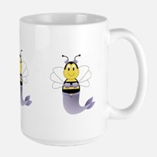 MerBee Bumble Bee Large Mug