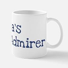 Ninas secret admirer Mug