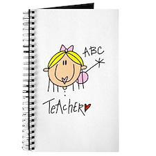 Female Teacher Journal