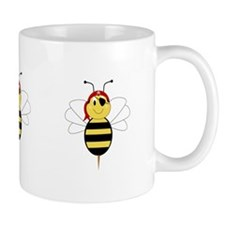 Arrr!Bee Bumble Bee Mug