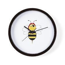Arrr!Bee Bumble Bee Wall Clock