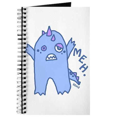 Blue Monster Journal