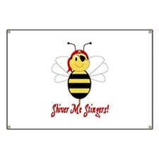 Shiver Me Stingers Banner