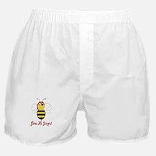 Shiver Me Stingers Boxer Shorts
