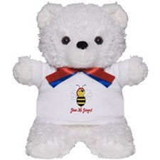 Shiver Me Stingers Teddy Bear