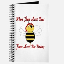 Where There Arrr! Bees Journal