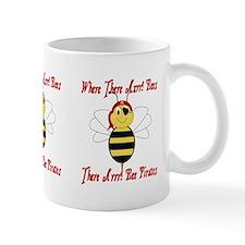 Where There Arrr! Bees Mug