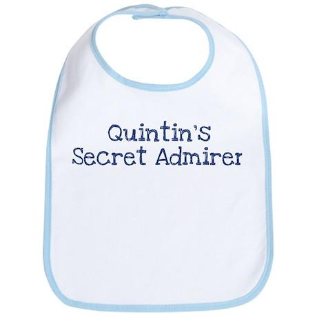 Quintins secret admirer Bib
