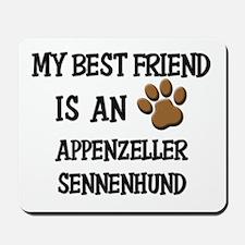 My best friend is an APPENZELLER SENNENHUND Mousep