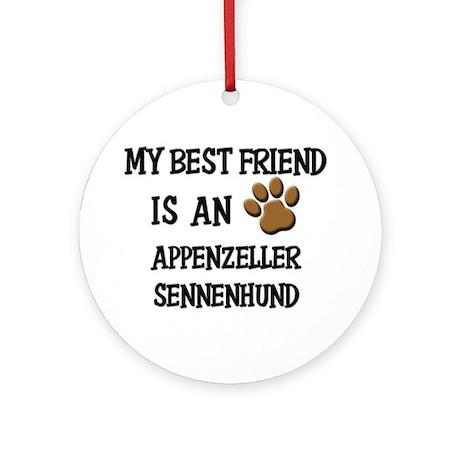 My best friend is an APPENZELLER SENNENHUND Orname