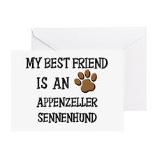 My best friend is an APPENZELLER SENNENHUND Greeti