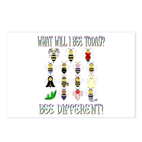 What Will I Bee Today Postcards (Package of 8)