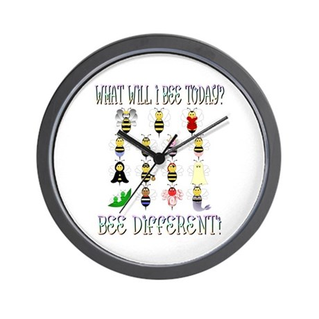 What Will I Bee Today Wall Clock