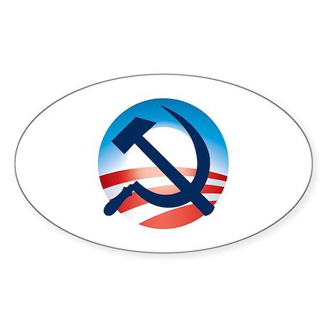 New So Oval Sticker (10 pk)