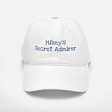 Mikeys secret admirer Baseball Baseball Cap