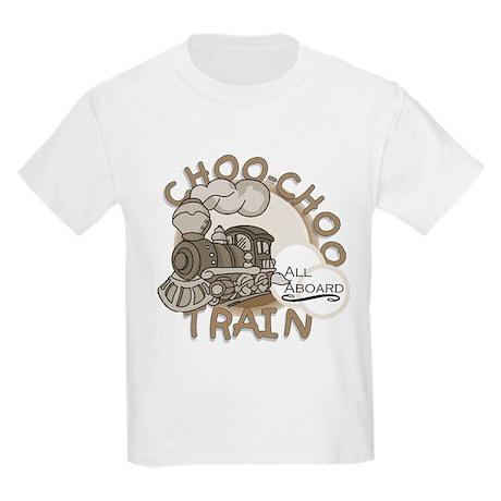 Choo-Choo Train Kids T-Shirt